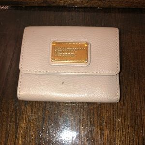 Marc Jacobs Taupe Wallet